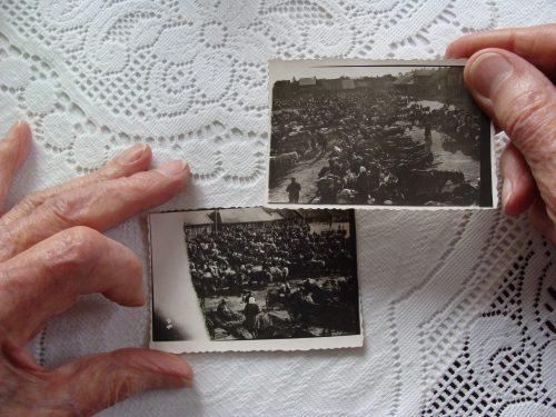 Dwie fotografie i 561 minut wspomnień