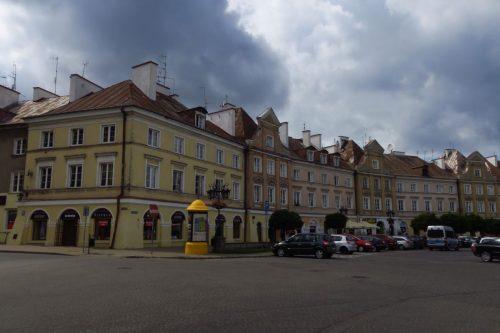 Plac Zamkowy, 2016 rok, fot. Joanna Zętar