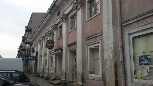 Dawne kino Adria w Radomiu