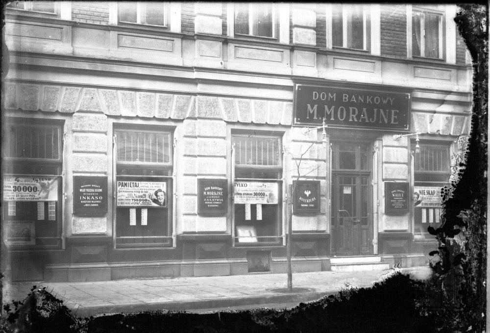 Dom Bankowy Morajne