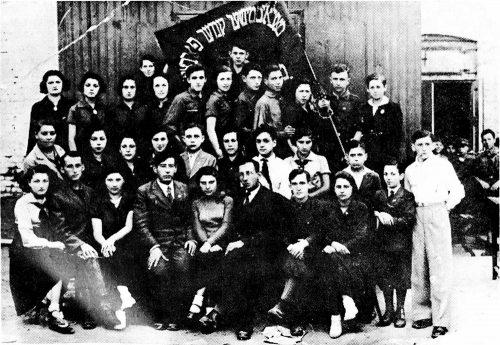 Skif w Lublinie, 1935