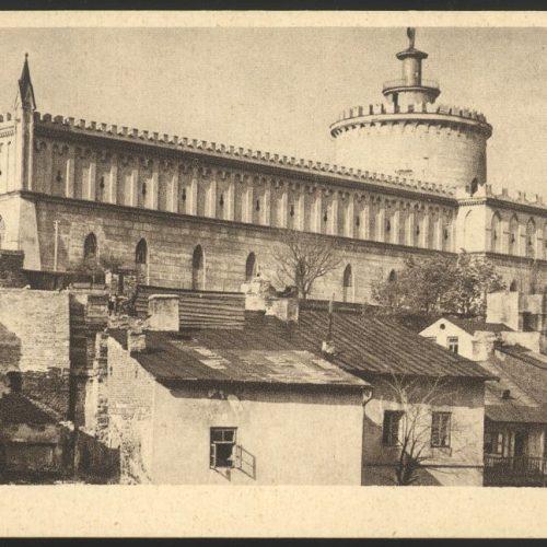 Lublin. Zamek. Fot. Jan Bułhak