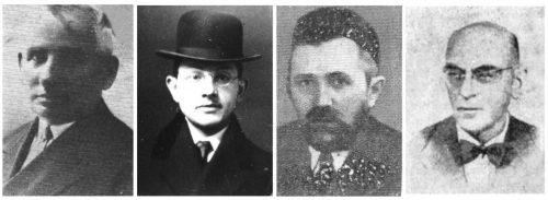 Geliebter, Gradel, Kantor, Herszenhorn