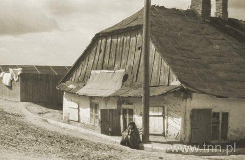 ulica Czechowska – klejn Czechew, fot. Stanisław Jacek Magierski, ze zbiorów rodziny Magierskich