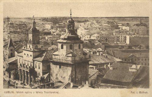 Lublin na zdjęciach Jana Bułhaka
