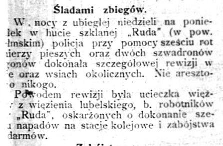 Ziemia Lubelska, 6 czerwca 1907