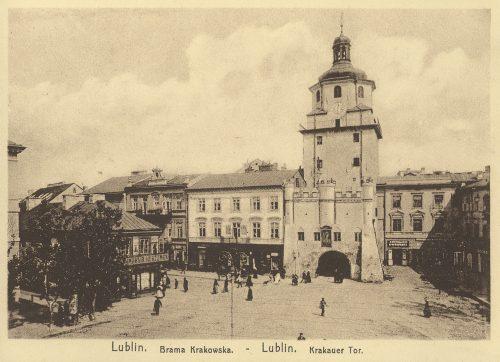 100 lat temu w Lublinie